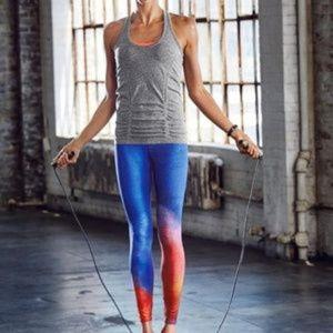 Athleta Speed Sonar Tight Legging in Ombre XL